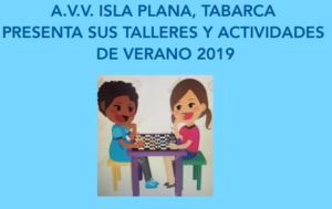 Talleres de verano en la Isla de Tabarca @ Isla de Tabarca   Comunidad Valenciana   España