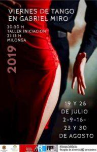 Talleres de Tango y Milongas en Plaza Gabriel Miró @ Plaza de Gabriel Miró, Alicante | Alicante (Alacant) | Comunidad Valenciana | España