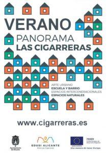 ACTIVIDADES VERANO PANORAMA EN LAS CIGARRERAS @ Las Cigarreras